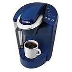 Keurig K45 Elite Blue Single Cup Home Brewing System