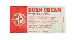 100-Burn-Cream-Packets-CampingHikingTravel