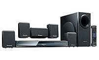 Panasonic Sc-Bt228P-K Blu-Ray Disc Theater - Scbt228