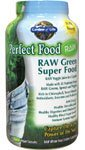 Garden of Life Perfect Food Raw Organic, 240 Tabs