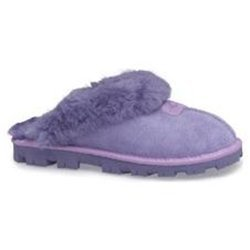 Cheap Ugg Women's 'Coquette' Shearling Slide Slippers (B003GUHKCC)