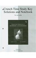 Study Guide to accompany Essential Statistics in Business...