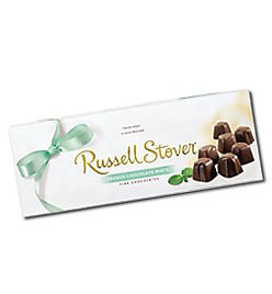 Russell Stover Candies French Chocolate Mints, 10 oz.