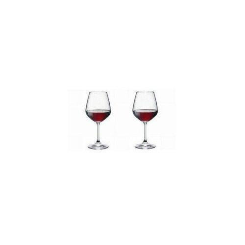 Bormioli Rocco Restaurant Red Wine Glasses, Clear, Set of 2 (Cabernet Wine Glasses Bormioli compare prices)
