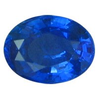 2.07cts Natural Genuine Loose Sapphire Oval Gemstone