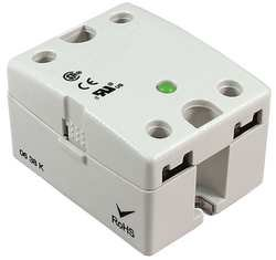 Dayton 1EGL5 Solid State Relay, Input, 3-32VDC