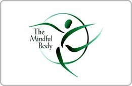The Mindful Body Gift Certificate ($100) front-858858