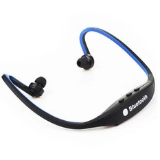 Bluetooth wireless Headset With Micro SD Card slot compatible with HTC Desire 616 Dual Sim