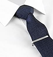 Limited Collection Machine Washable Textured Tie