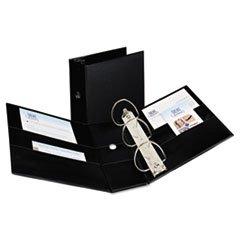 ** Durable Slant Ring Locking Reference Binder, 5\