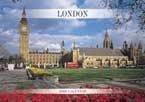London A4 Calendar 2009