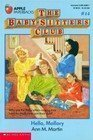 The Baby-Sitters Club #14: Hello, Mallory (0590411284) by Martin, ann M.