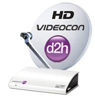 Videocon Platinum HD Digital Set Top Box Activation Kit (1 Year Subscription)