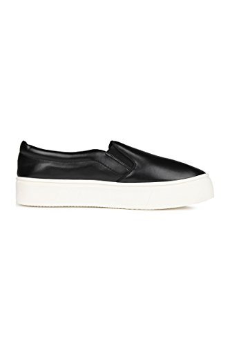 TALLY WEiJL - Slip-On Nere - Donna - Nero - 38