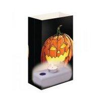 Jack O' Lantern Candle Luminaria Kit