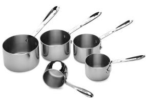 All-Clad Stainless Steel Measuring Cups