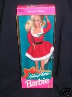 Holiday Hostess Barbie - Special Edition by Mattel