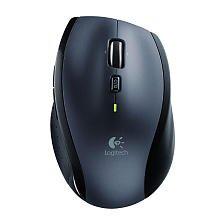 Logitech Marathon M705 Silver USB Laser Mouse