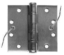 Stanley Cefbb179 54 4x4 Concealed 4 Wire Electric Thru