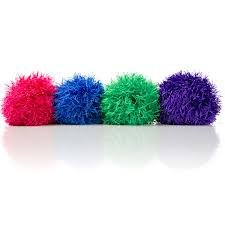 Mini Posh Ball - 1 Randomly Selected Assorted Color
