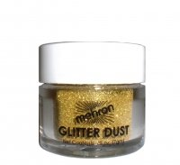 Red Professional Grade Glitter Dust for Face Paint, Henna or Dress Up - 1