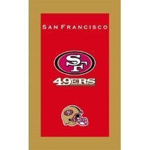 san-francisco-49ers-nfl-licensed-towel-by-kr-by-kr-strikeforce-bowling-bags