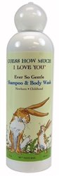 Guess How Much I Love You Ever So Gentle Shampoo & Body Wash, 8 Fluid Ounce - 1