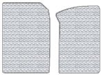 Maybach 57 Custom-Fit All-Weather Rubber Floor Mats 2 Pc Fronts – Crystal Clear (2004 04 2005 05 2006 06 2007 07 2008 08 2009 09 2010 10 2011 11 2012 12 ) AMSHF8M435110||800ICXN9
