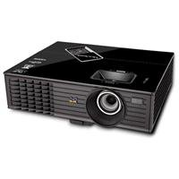 View Sonic PJD6223 XGA Front Projector, 300 Inches - Black