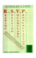 R.S.V.P Reading, Spelling, Vocabulary - Pronunciation 3