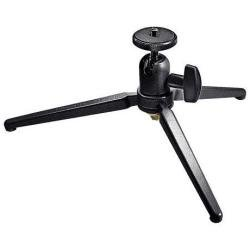 Manfrotto 709B Digi Table Top Tripod with Ball Head (Black)