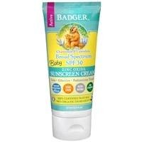 Badger - Baby Sunscreen Cream - All Natural & Certified Organic