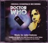 Doctor Who: The Fox Tv Movie Original Soundtrack Recording