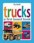 Trucks (My World Board Books) (Danish, French and Greek Edition)