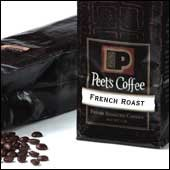 Peet's Coffee, Whole Bean, Deep Roast, French Roast Coffee, 12oz Bag (Pack of 2)