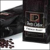 Peet's Coffee, Whole Bean, Deep Roast, French Roast Coffee, 12oz Bag (Pack of 2)