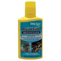 Tetra 8-4/9-Ounce AquaSafe Water Conditioner with BioExtract