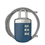 GO TRAVEL - Combination Link-Lock -supplied in assorted colours- Go 891by Design Go