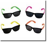 Bulk Wholesale Lot - neon Party Sunglasses - Funny Party Hats TM