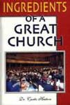 img - for Ingredients of a Great Church book / textbook / text book