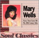 echange, troc Mary Wells - Never, Never Leave Me/20th Century Sides