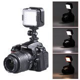 Neewer CN-LUX360 5400K Dimmable LED Video Light Lamp for Canon Nikon Camera DV Camcorder (Dslr Camera Led Light compare prices)
