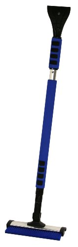 Dart Seasonal Products CB99 38-Inch To 62-Inch Telescopic Snow Removal Car Brush with Ice Scraper