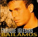 Enrique Iglesias Album - Bailamos [CD-Single] (Front side)