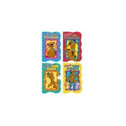 Scooby-Doo Shaped Board Books - Set of 4 - 1