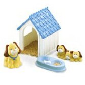 Fisher Price Loving Family Dream Dollhouse Family Pets Set