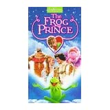 The Frog Prince [VHS] ~ Kermit the Frog
