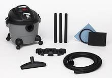 Shop-Vac 5850600 6-Gallon 3 0 Peak HP Quiet Plus Series Wet Dry Vacuum