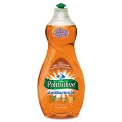 Palmolive Ultra Antibacterial Orange Dish Liquid, 25-Ounce