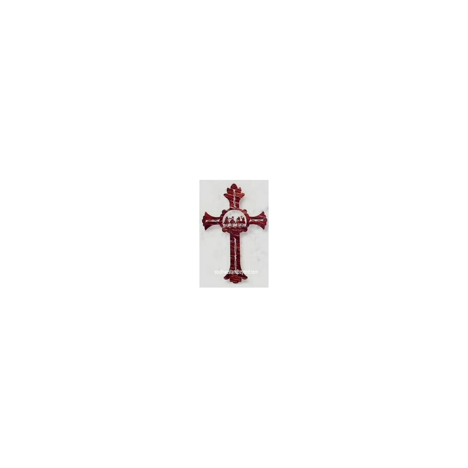 Lazart Metal Wall Art Decor Crosses